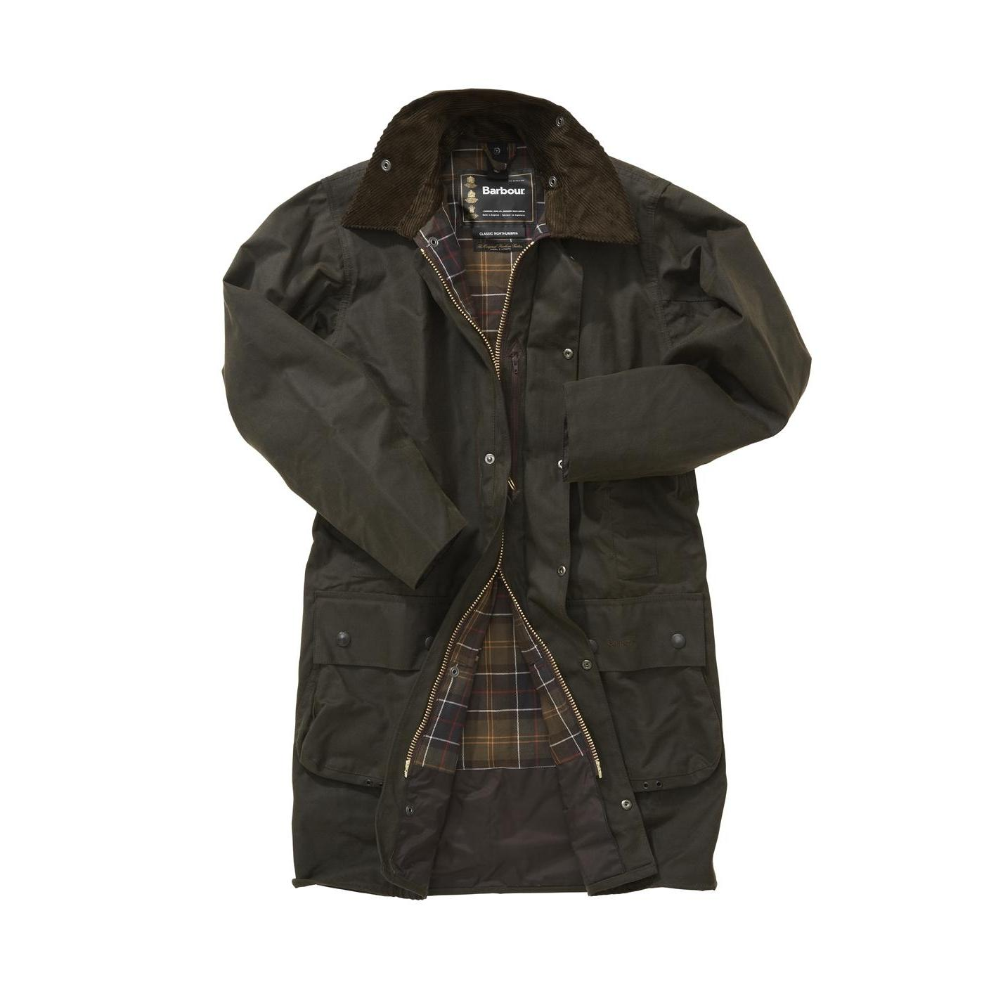 Barbour Classic Northumbria Jacket Jobson S Of Alnwick