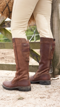 Dubarry Leather Boots Hunter Wellies Wellingtons Le
